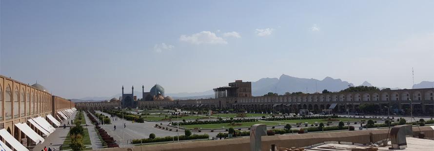 trip to iran