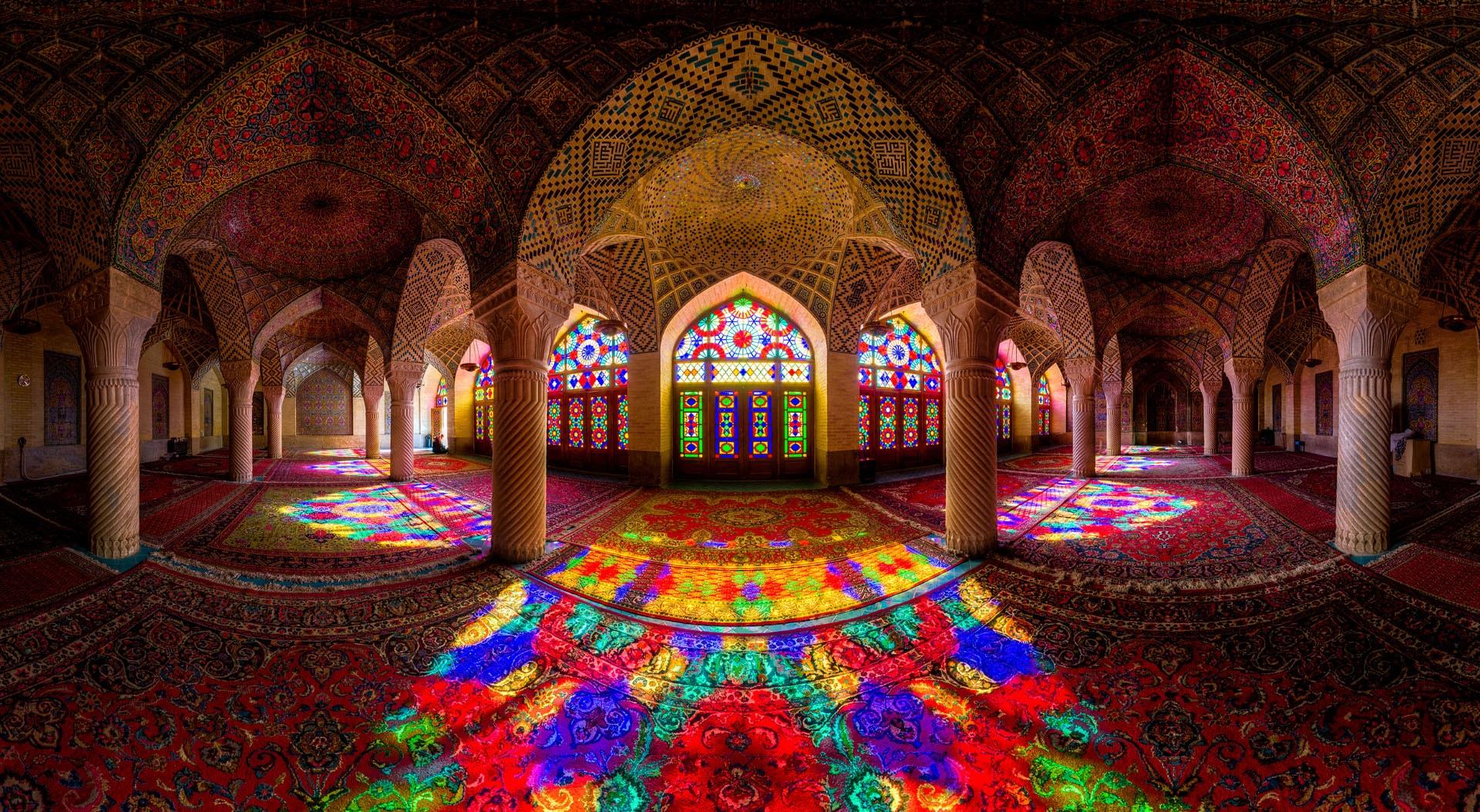 nasir-al mulk-mosque
