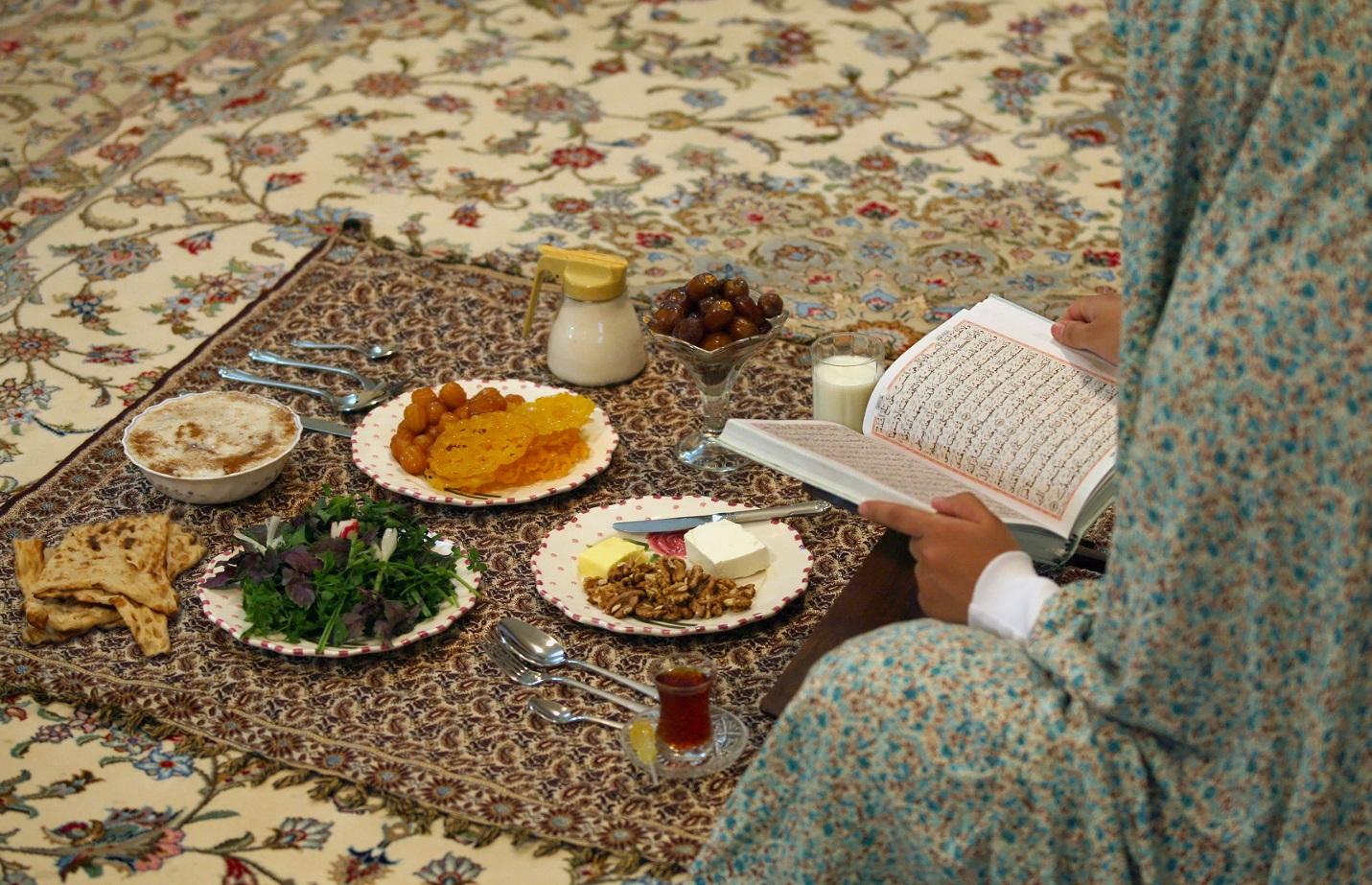 Ramadan Iran
