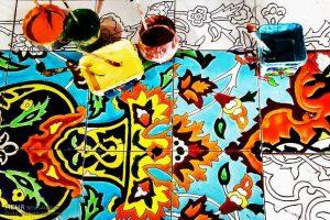 Iranian handicrafts